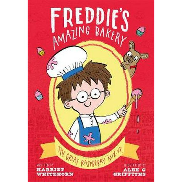 Freddie's Amazing Bakery: the Great Raspberry Mix-up