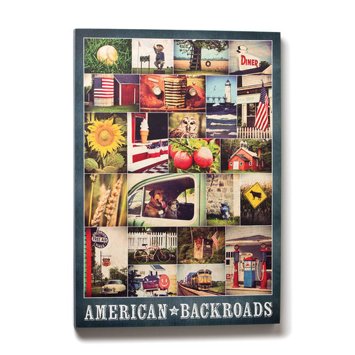DEMDACO American Backroads by Tim Coffey Graphic Art on Canvas