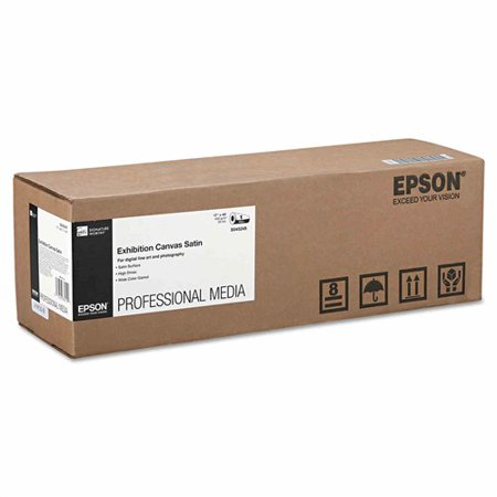 Epson Exhibition Canvas Satin Paper Exhibition Canvas Gloss