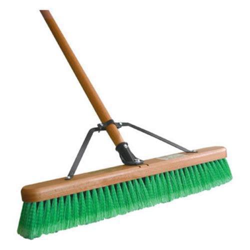 "O-Cedar Multi Surface PowerSweep Push Broom 24"" by"