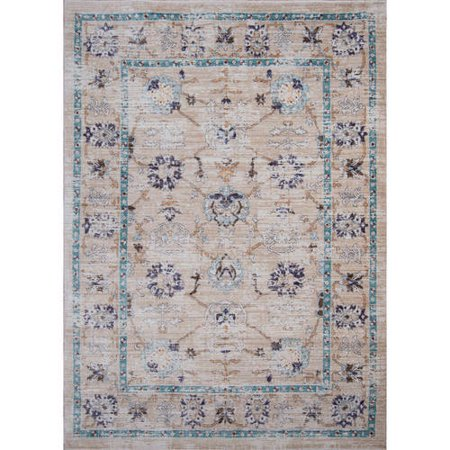 Home Dynamix Melville Collection Traditional Area Rug