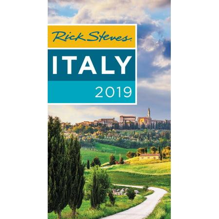 Rick steves italy 2019 - paperback: 9781631218323 (Best Gps For Italy 2019)