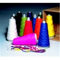 Trait-Tex 2 Oz.  Acrylic 4-Ply Double-Weight Yarn Cone, Pack 12