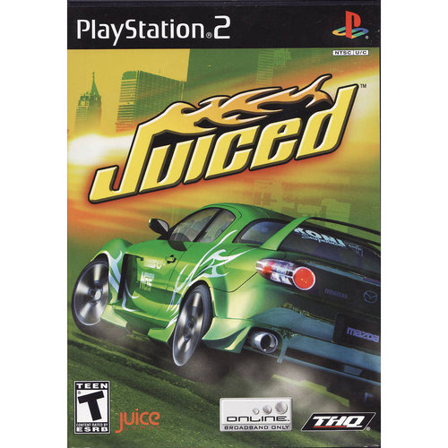 Juiced (PS2) - Pre-Owned