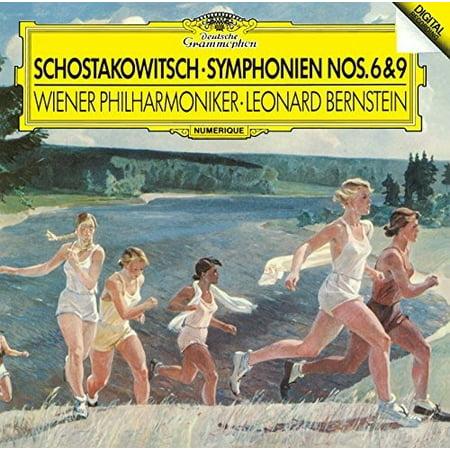 Shostakovich: Symphonies 6 & 9 (CD) (The Best Of Shostakovich)