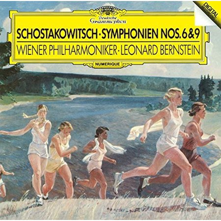 Shostakovich: Symphonies 6 & 9 (CD)