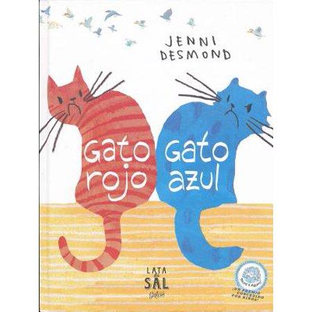 Gato Rojo, Gato Azul (Azul Y Rojo)