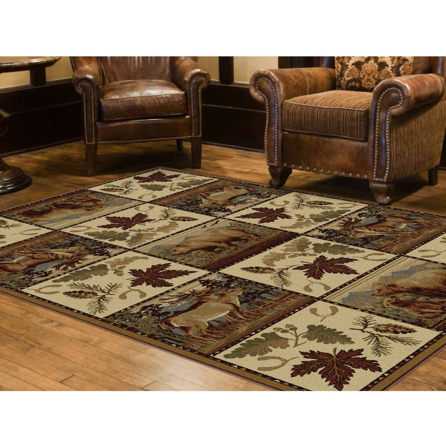 Bliss Rugs Porter Lodge Area Rug Walmart Com