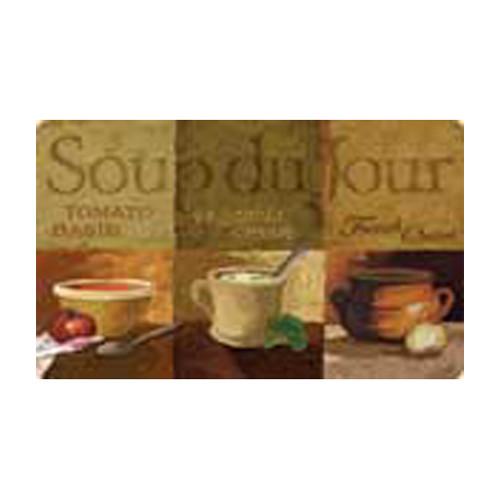 BuyMATS Inc. Cushion Comfort Soup du Jour Mat