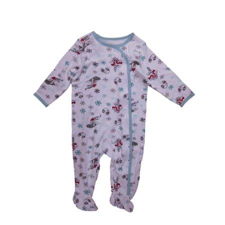 29efbad080f2 Disney - Disney Winnie The Pooh Infant Boys Sledding Tigger Sleeper ...