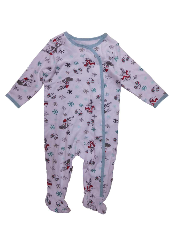 Disney Winnie The Pooh Infant Boys Sledding Tigger Sleeper Sleep & Play