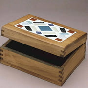 Unfinished Small Hinged Box