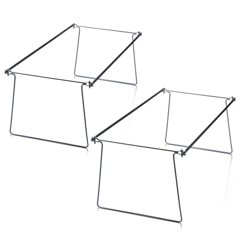 Officemate Hanging File Frames, Letter Size, Twin Pack (91993)