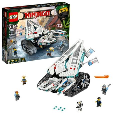 LEGO Ninjago Ice Tank 70616
