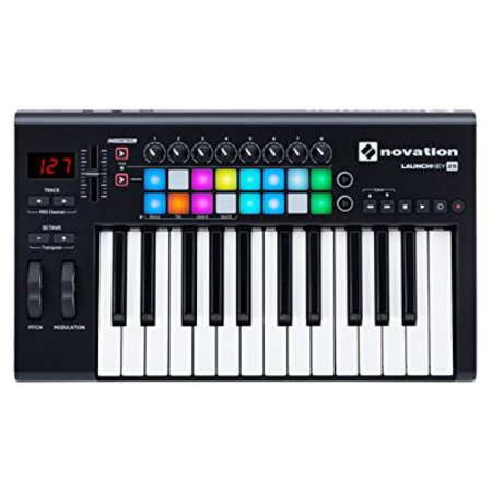 Novation Launchkey 25 Key USB MIDI Controller