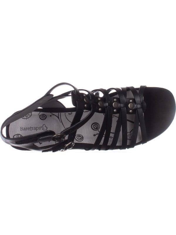 40f3e0c34df Womens Bare Traps Robbie Gladiator Sandals
