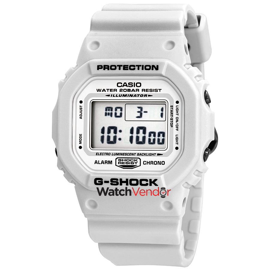 Casio G-Shock Marine Alarm Chronograph Men's Watch DW-5600MW-7CR - image 3 de 3