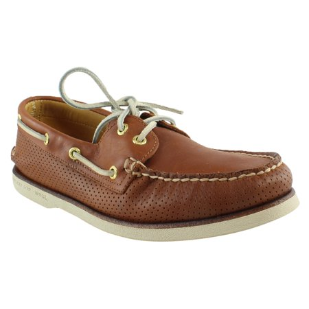 f196c136d3d0c Sperry - Sperry Top Sider Mens Brown Boat Shoes Casual Shoes Size 8 ...