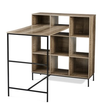 Mainstays 9-Cube Standing Storage Desk