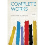 Complete Works Volume 3