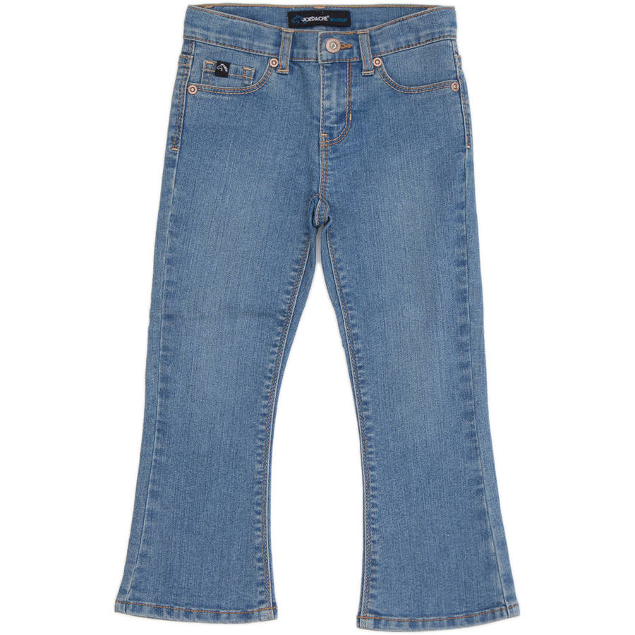 Jordache Baby Toddler Girl Slim Boot Cut Jeans