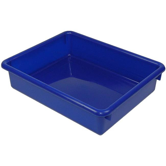 3 in. Stowaway Letter Tray, Red