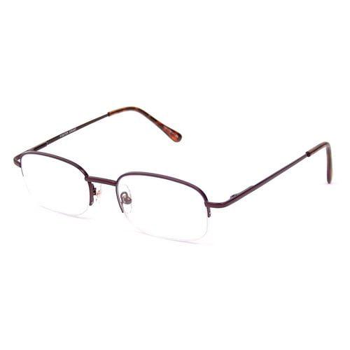 Foster Grant Men's RSP30 Reading Glasses, Brown