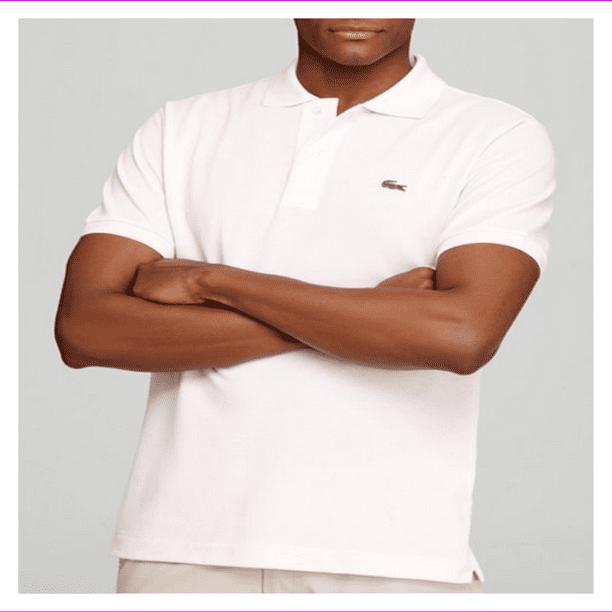 Lacoste Polo Shirt Alligator Men's 5/White