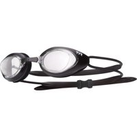 TYR Blackhawk Racing Adult Goggle In Clear/Black