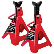 Alltrade 647511 6 Ton, Ratcheting Jack Stands, Pair
