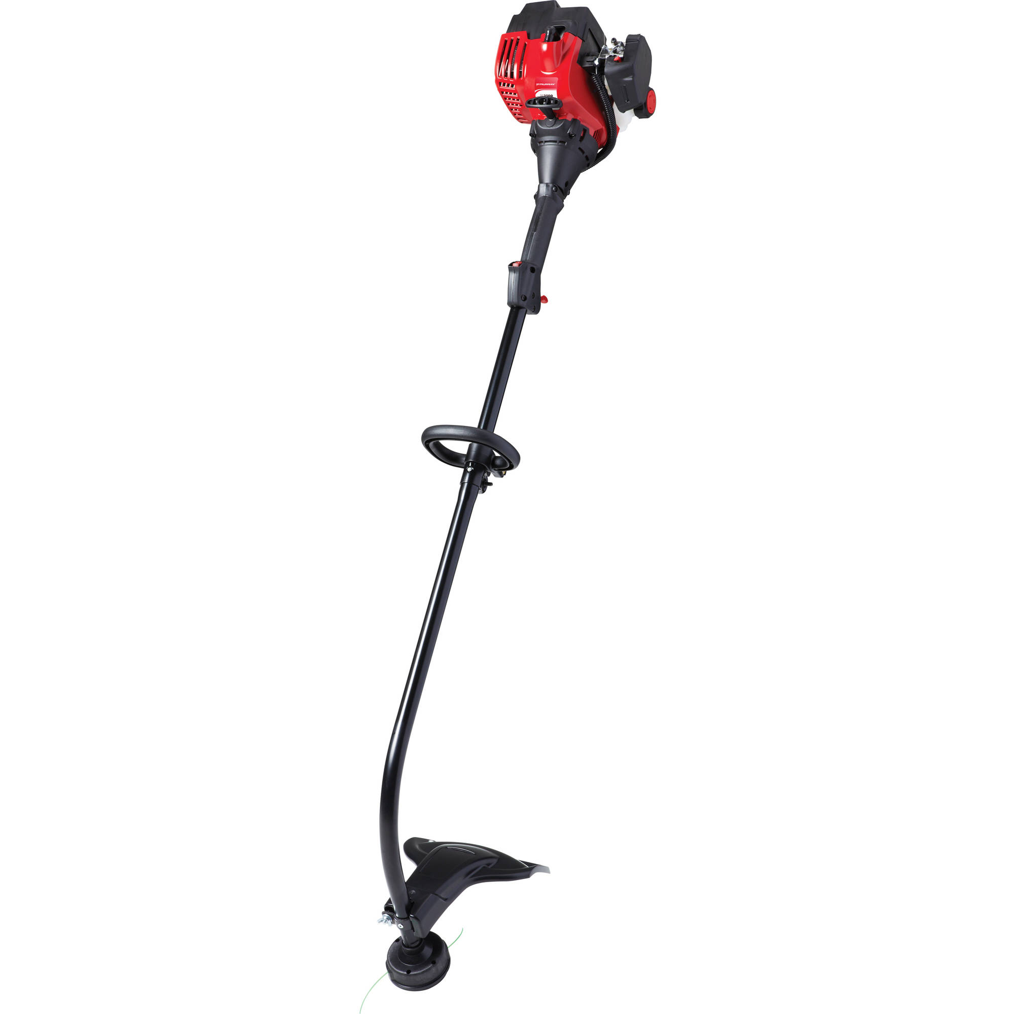 Murray 16 25cc 2 Cycle Curved Shaft Gas String Trimmer Handle Diagram And Parts List For Weedeater Walkbehindlawnmower