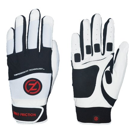 Zero Friction Men's Cabretta Batting Gloves,