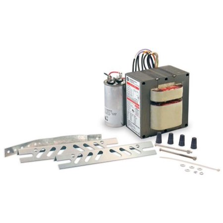 GE 86876 HID DISTRIBUTOR REPLACEMENT KIT MAGNETIC CORE & COIL BALLAST, 400 VOLT, HIGH INTENSITY DISCHARGE TECH. 12-PACK