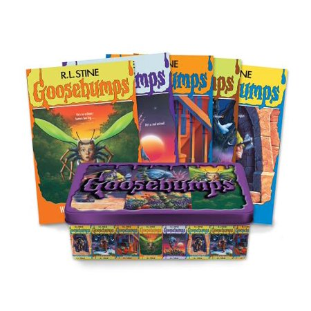 Goosebumps 25th Anniversary Retro Set (Paperback)