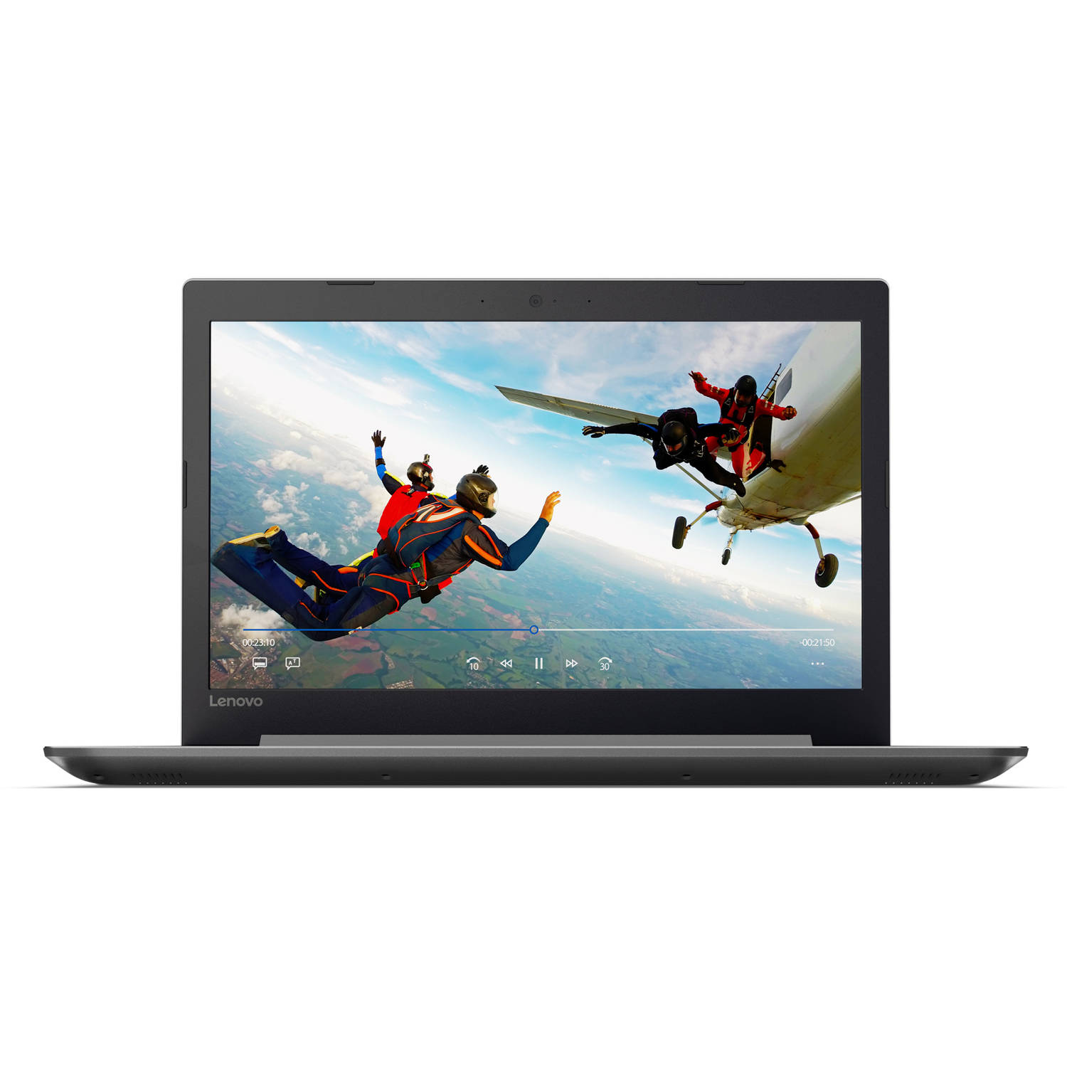 "Refurbished Lenovo 320-15IAP GREY 15.6"" Laptop Dual-Core 1.10GHz 4GB RAM 1TB HDD Windows 10"
