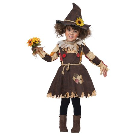 Pumpkin Patch Scarecrow Toddler Halloween