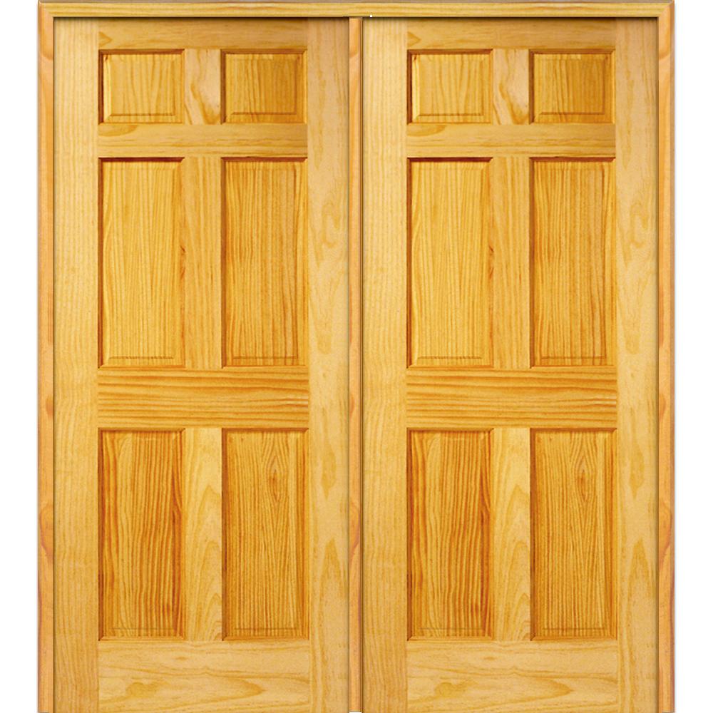 Prehung Interior Double Doors