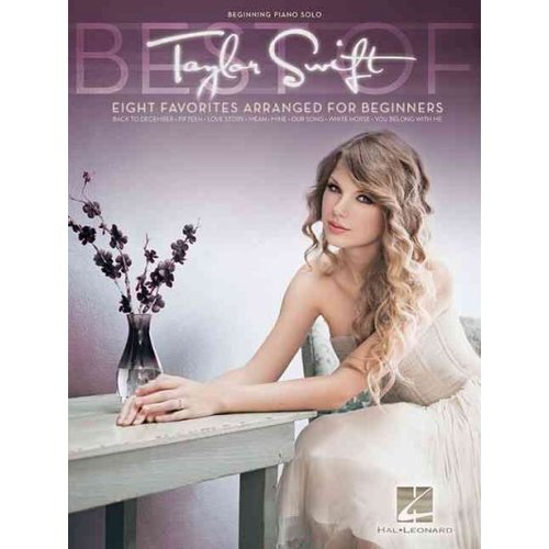 Taylor Swift: Beginning Piano Solo