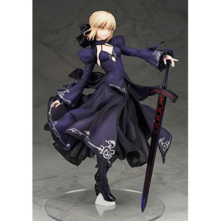 Fate Hollow Ataraxia Saber - Hot 26cm Fate Zero Fate stay night black saber action figure collection toys Christmas gift