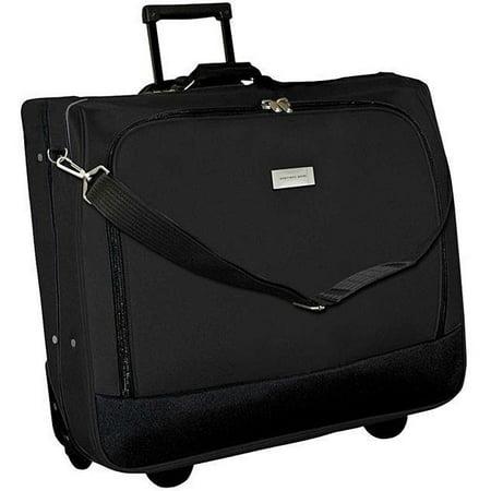 BNJ Geoffrey Beene Garment Carrier, Black, One Size