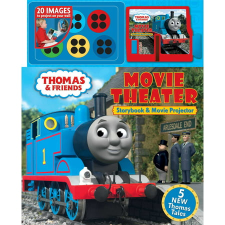 Thomas & Friends Movie Theater Storybook & Movie Projector](Halloweentown Book From The Movie)