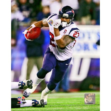 Arian Foster 2012 Action Photo (Foster Photograph)