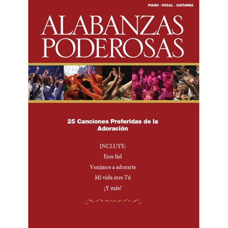 Shawnee Press Alabanzas Poderosas (25 Favorite Praise Songs) Composed by Various