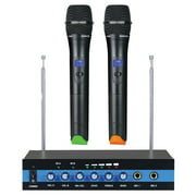 Blackmore Pro Audio Bmp-60 Dual Channel Microphone System