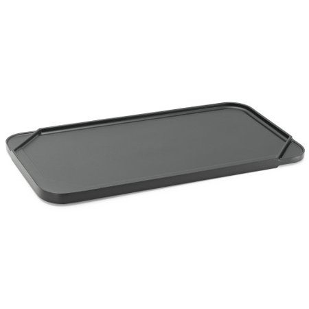 Chef`s Design 20-Inch Double Burner Reversible Grill/Griddle - image 1 of 2