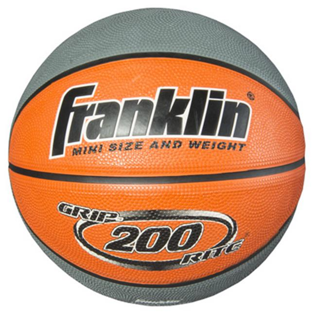 Franklin Sports Industry 11556C3 Mini Rubber Basketball