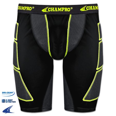 Champro Adult On Deck Sliding Short