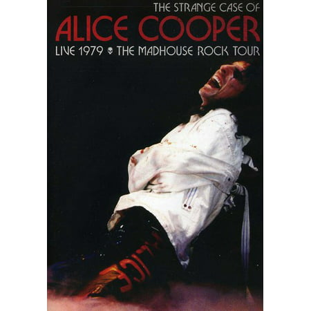 Image of The Strange Case of Alice Cooper: Live 1979: The Madhouse Rock Tour (DVD)