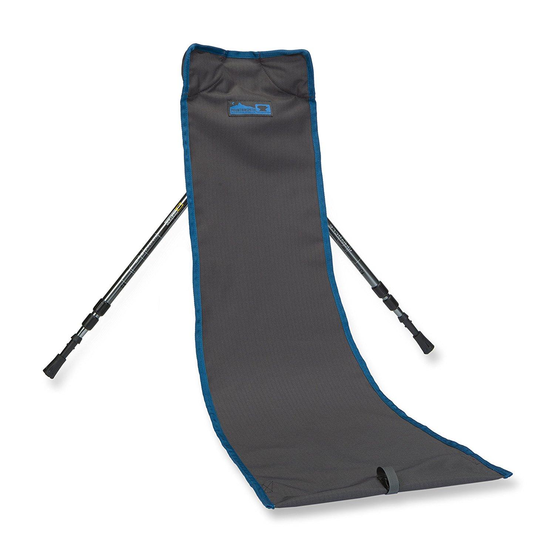 Sling Back Chair, Anvil Grey, 610D HP Cordura® By Mountai...