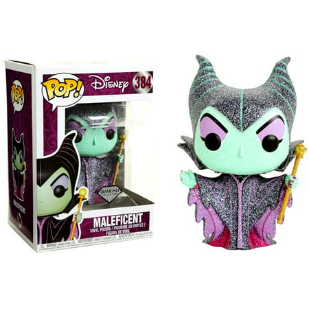 Funko POP! Disney Maleficent Vinyl Figure [Diamond Collection]